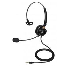 Single Speaker (Mono) Headset - XHS-BM9300-D3.5