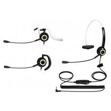 Single Speaker (Mono) Headset - XHS-CM8200-D35