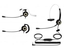 Mono Changeable Headset