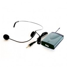Bodypack Headset Microphone For PA System