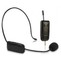 Portable Wireless Headset Microphone - XWM-P801-HM