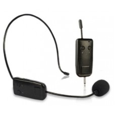 Portable Wireless Headset Microphone - XWM-P801-HM
