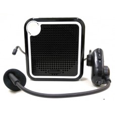 Wireless Voice Amplifier VC319 with Dual Headset Microphone