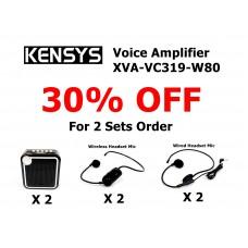 2 Sets - Wireless Voice Amplifier VC319