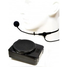 Voice Amplifier ZQ30 with Gooseneck Mic + Free Headset Mic